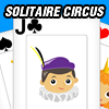 """Solitaire Circus can be addictive! Known also as """"Patience"""", Solitaire has existed for centuries and continues to enjoy enormous popularity. Particularly suited to strategic thinkers and the patient alike!  With Solitaire Circus, you try to amount a predetermined number of points by setting cards down on either the target piles or an intermediate pile of cards.  A card is dealt from the main pile of face down cards and laid on your pile. This card must then be moved to either a target pile or an intermediate pile. On the intermediate piles, cards may only be laid down in an ascending order and alternating colour (e.g. red 10, black 9, red 8, black 7 etc.).  The target piles must always start with an ace as first card and from then on only cards of the same suit in ascending order may be laid down (e.g. Ace of Hearts, 2 of Hearts etc.). Kings may only be laid down on empty spaces. If you can`t lay a card down from your hand (made up of your intermediate piles), another is dealt from the main pile. Once all cards from the main pile are exhausted, the intermediate pile is turned over and used as the main pile. Already played cards may not be moved without a points penalty.  If you can`t go any further, you always have the possibility of starting a new round, for which there`s also a points penalty. Try to always keep a spot free to receive a card. This way, you can always throw away kings and queens and avoid a points penalty."""