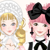 Lolita Friends dress up game