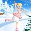 Ice Skating Princess A Free Dress-Up Game