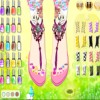 Foot Fashion Show A Free Customize Game