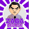 ZABA DEGAGE A Free Action Game
