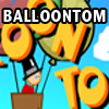 BALLOON TOM A Free Puzzles Game