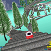 Coaster Cars: Twist track A Free Action Game