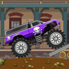 Monster Truck Trip A Free Action Game