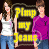 Pimp my Jeans A Free Dress-Up Game