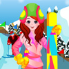 Fluo Ski Fashion A Free Dress-Up Game