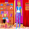 Lovely doll Moxie goes shopping; help her to choose the best attire: cloths, accessories and shoes.