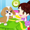 Color Girl and Cute Pet A Free Dress-Up Game