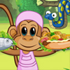 Monkey Diner A Free Adventure Game