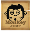 Monkey jump A Free Action Game