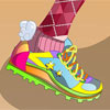 Dress My Running Shoes A Free Dress-Up Game