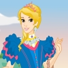 Flower princess dress up A Free Customize Game