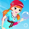 colorful bubbles A Free Dress-Up Game
