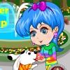 Cute pet lover dress up A Free Dress-Up Game