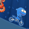 Shark Bike 2 A Free Driving Game