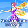 Summer Fairy Dress Up A Free Dress-Up Game
