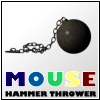 Mouse Hammer Thrower A Free Action Game