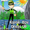 Kayak Boy Dress Up A Free Dress-Up Game
