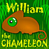 William the Chameleon A Free Puzzles Game