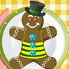Cute Gingerbread Man A Free Dress-Up Game