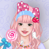 Fairy Kei Fashion dress up game