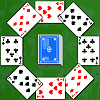 Two Rings Solitaire A Free BoardGame Game