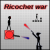 Ricochet War A Free Action Game