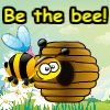 Be the bee! A Free Action Game