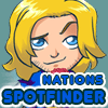 Spotfinder - Nations A Free Education Game