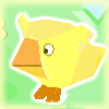 Easter Chicks 3D A Free Dress-Up Game