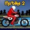 More Mousebreaker Mo`bike Mayhem! Choose from 3 bikes and customise them, and try to complete the 5 tricky jumps! And yes, they ARE all possible!