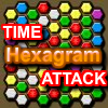 Hexagram Time Attack A Free BoardGame Game