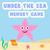 Under The Sea Memory Game A Free Education Game