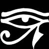 Symbols of Pharaonic b&w