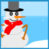 Snow Typer A Free Education Game