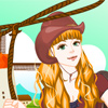 cowgirl A Free Dress-Up Game