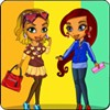 Lisa and Mina Fashion A Free Dress-Up Game