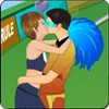 Cricket Player Kiss A Free Dress-Up Game