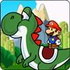 Mario & Yoshi Adventure A Free Action Game