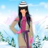 Winter Girl Dressup