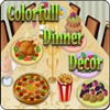 Colorful Dinner Decor A Free Other Game