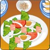 Speedy Salad Cooking Creation A Free Dress-Up Game