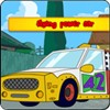 phineas and ferb in the fast and the phineas A Free Driving Game
