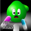 Pills Attack A Free Action Game