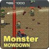 Monster Mowdown A Free Action Game