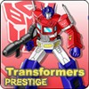Transformers Prestige A Free Dress-Up Game