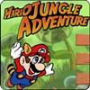 Mario Jungle Adventure A Free Adventure Game