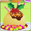 Christmas Delicious Pudding A Free Dress-Up Game