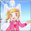 Snow Angel Cutie A Free Dress-Up Game