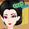 Asian Girl Dress up Game.